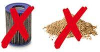 cartouchefilters en zandfilters